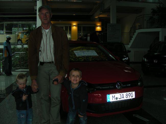 VW-Polo Blue Motion